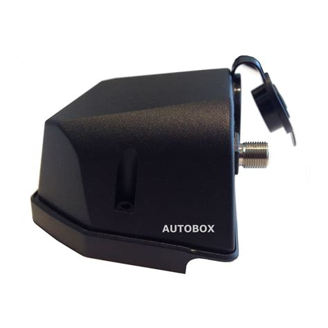 Socket Antena Tv Plastik caravan 12volt ciga and tv power socket black tv