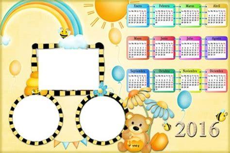 Calendario S Cecilia Montaje Fotografico Calendario 2016 Para 3 Fotos Pixiz