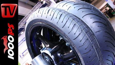 Motorradreifen Suzuki V Strom 650 by Michelin Pilot Road 4 Motorradreifen 2014