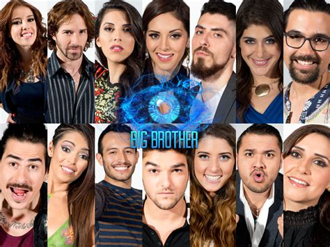 Imagenes De Big Brother Vip Mexico | big brother m 233 xico 2015 conoce a los 14 habitantes del