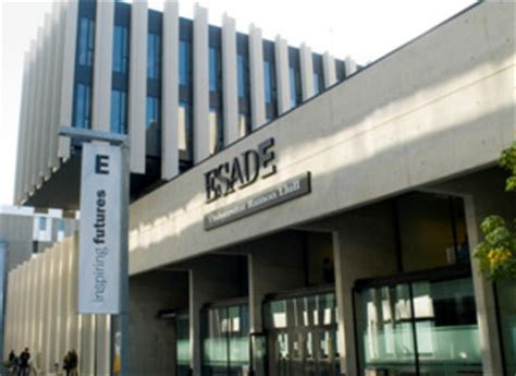 Esade Mba Review by Esade Business School Barcelona Direct Enrollment