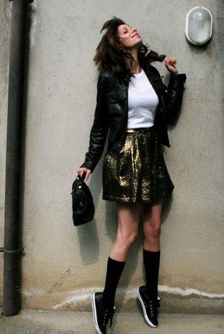 42403 Black Leather Flip Skirt serina black leather jacket flip flop de trainers asos rococo skirt zara