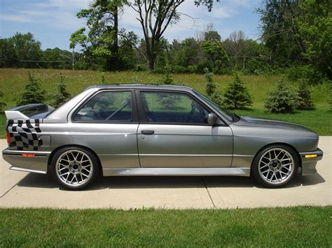bmw e30 with e36 m3 engine 1988 bmw e30 m3 with inline 6 cylinder s52 engine up for