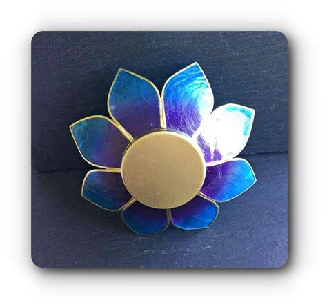 blue lotus flower tea blue purple lotus flower tea light holder mystic wish
