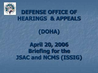 Office Of Hearings And Appeals by Ppt Environmental Clearance Process Powerpoint