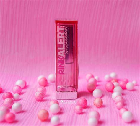 Lipstik Maybelline Pink Alert maybelline pink alert lipstick pow 2 review the best