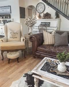 Brown Living Room Decor Best 20 Leather Decorating Ideas On Leather Couches Leather Living Room
