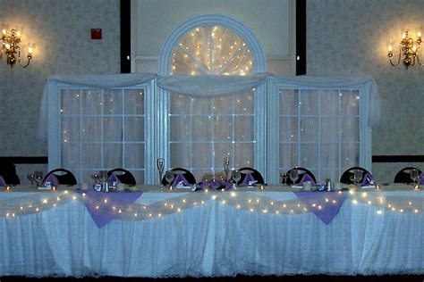 wall decorations for wedding receptions dining room table centerpiece decorating ideas images