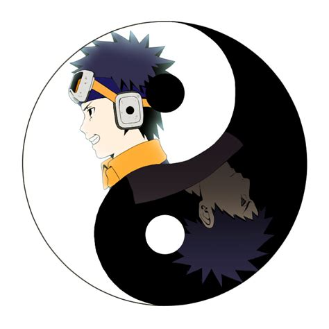 naruto yin yang uchiha obito obito uchiha naruto image 1970489