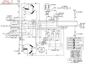 triumph t120 wiring diagram get free image about wiring diagram