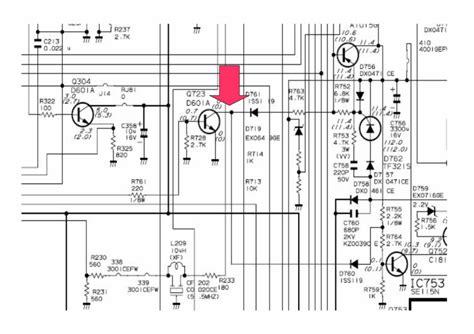 kerusakan tv sharp transistor horizontal jebol terus transistor regulator tv sharp jebol terus 28 images penyebab komponen transistor horizontal