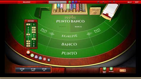 punto banco punto banco play now at goldruncasino