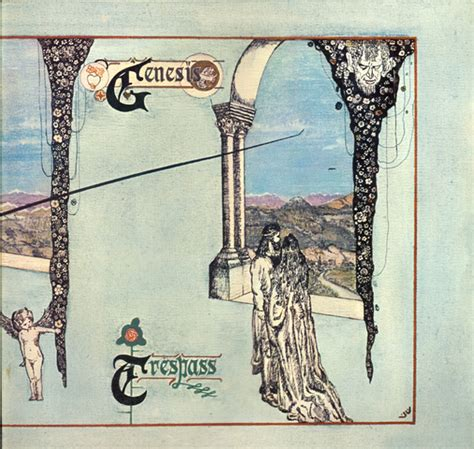 Exposé Online » Artists » Peter Gabriel Genesis Trespass