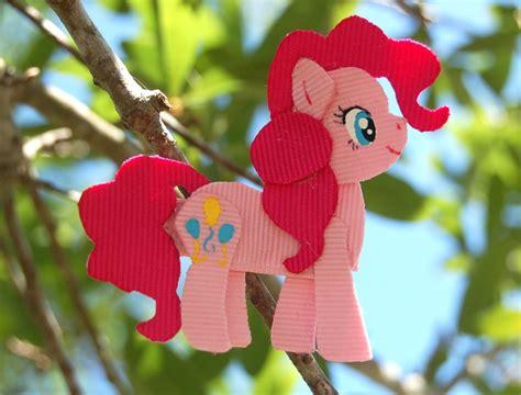 My Pony Pink Bantal Cinta my pony inspired hair clip found on at