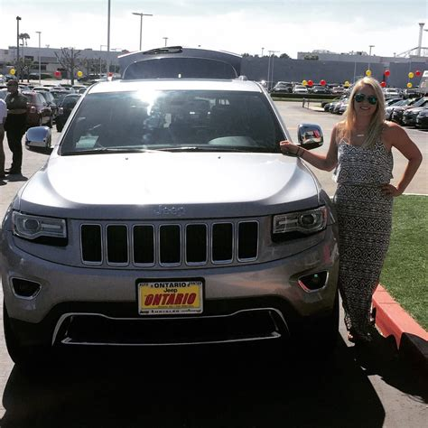 Jeep Chrysler Dodge Of Ontario by The Jeep We Purchased Yelp