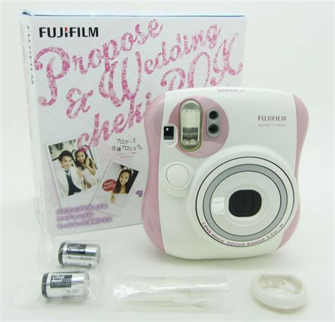 2015 New arrival Fujifilm Instax Mini 25 Wedding Box Pink