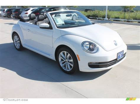 volkswagen white convertible 2013 candy white volkswagen beetle tdi convertible
