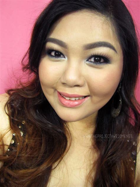 Eyeliner Spidol Nyx 0665 classic black smokey bb pilipinas inspired collaboration with sandee the project awesome