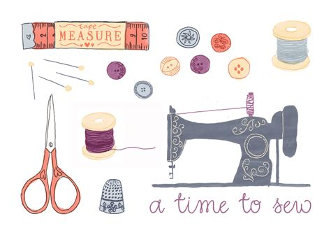 a time to sew