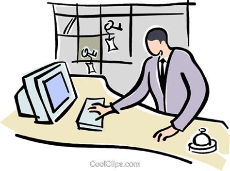 hotel front desk cartoon www pixshark com images