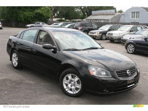 nissan altima black 2005 black nissan altima 2 5 s 13352325 photo 3