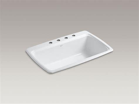kohler cape dory sink standard plumbing supply product kohler k 5863 4 0 cape