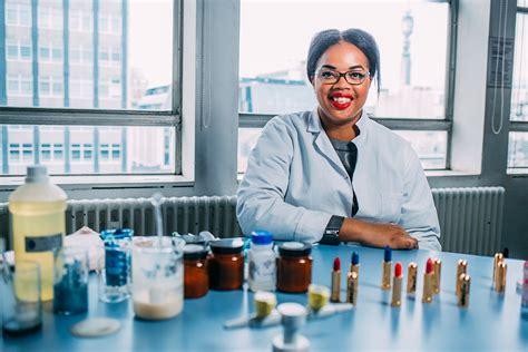 msc cosmetic science alumna florence adepoju tackles lack