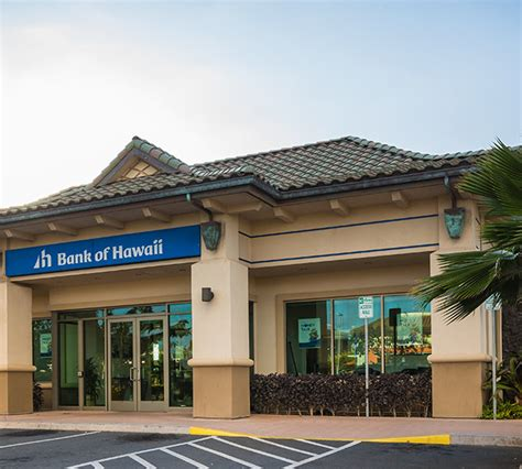 bank ofhawaii bank of hawaii locations