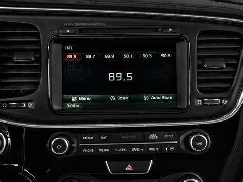 Kia Sound System Image 2014 Kia Optima 4 Door Sedan Sx Audio System Size