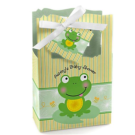 Frog Baby Shower by Frog Baby Shower Froggy Baby Shower