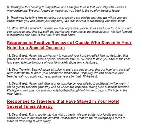 Response Letter To Negative Feedback Get 35 Best Ways To Respond To Guest Reviews Free Guide