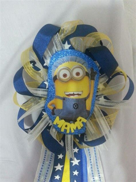 Minion Baby Shower Decorations by Minions Baby Shower Welcome Baby