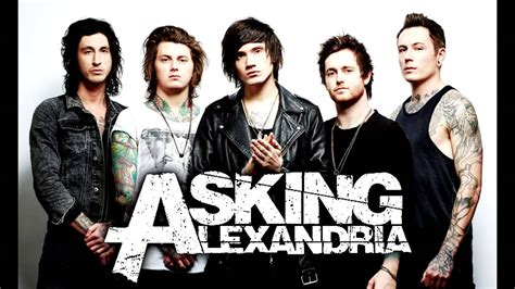 asking alexandria unjustified expectations unreleased track