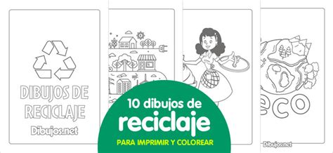 imagenes infantiles reciclaje 10 dibujos de reciclaje para imprimir y colorear dibujos net