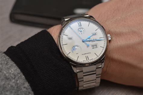 Exellence Watches 1 glash 252 tte original senator excellence perpetual calendar on review specs price