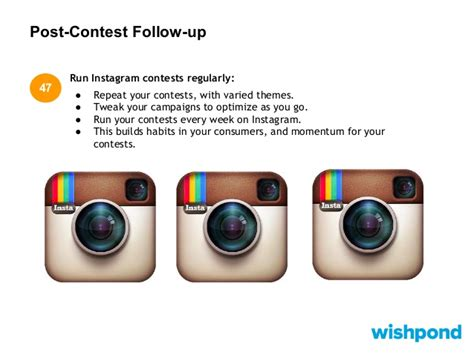Instagram Giveaway Tips - 47 tips to instagram contest success