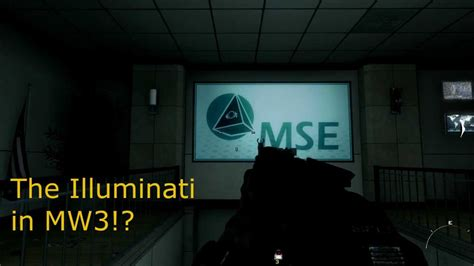 modern illuminati illuminati in modern warfare 3