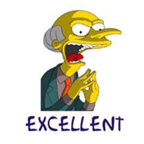 Mr Burns Excellent Meme - mr burns excellent bing images