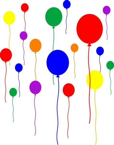 Balloons 20clipart clipart panda free clipart images