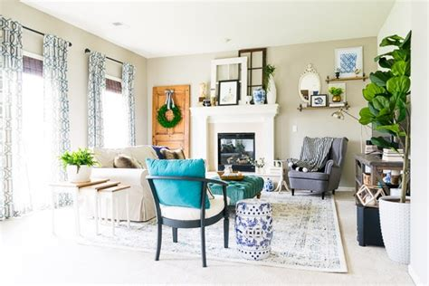 living room reveal this makes that living room reveal and announcement happymeetshome
