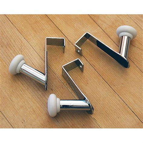 over the cabinet hooks 4 pc over the door hooks set 224734 housekeeping