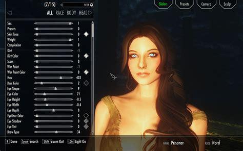 skyrim mod game freezes racemenu at skyrim nexus mods and community