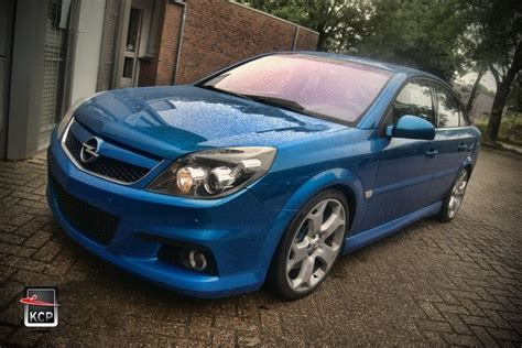Opel Vectra C by Opel Vectra C Gts 2 8 V6 Turbo Opc Project Tuning Upgrade