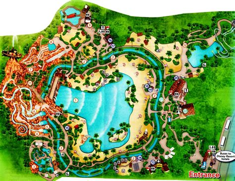 typhoon lagoon map typhoon lagoon water park vacation pictures disney world water parks disney world live suchart