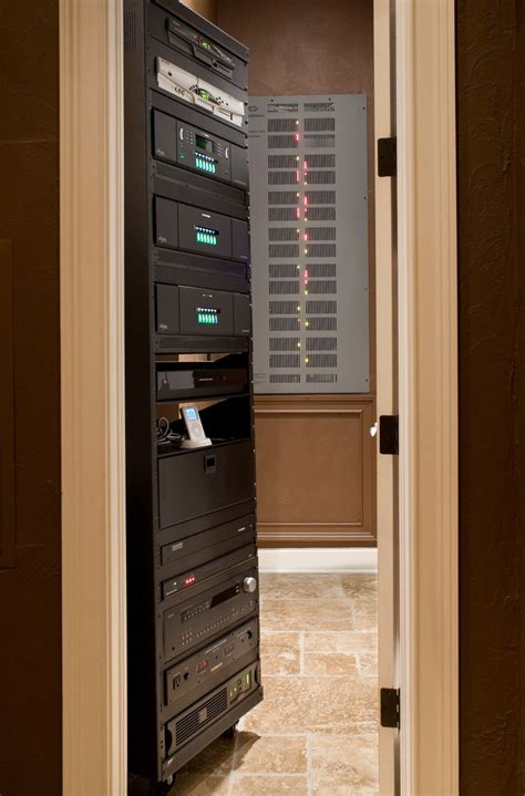 home automation rack everything s