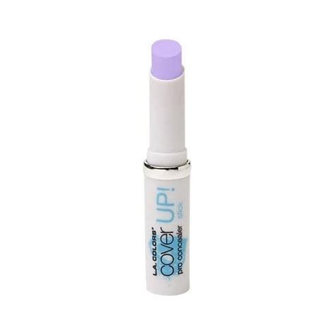 la colors pro concealer la color cover up pro concealer stick lavender