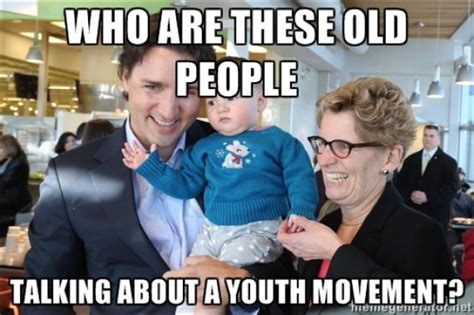 Justin Trudeau Memes - justin trudeau memes