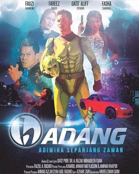 poster lucu film horor malaysia 2 filem superhero akan berentap feb ini