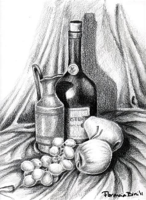 imagenes de jarrones a lapiz dibujos de bodegones a l 225 piz dibujos a lapiz