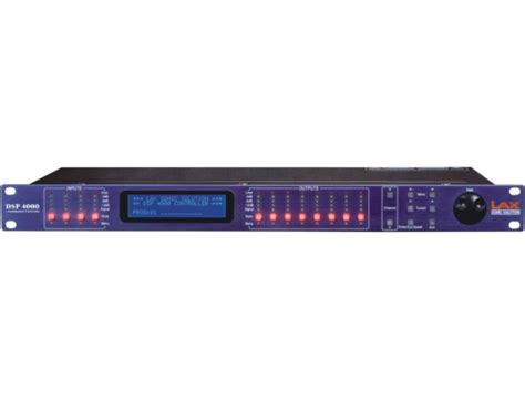audio format hz lax dsp4000数字信号音频处理器 杭州恒源音响工程有限公司 hz lax celto zs音响浙江代理